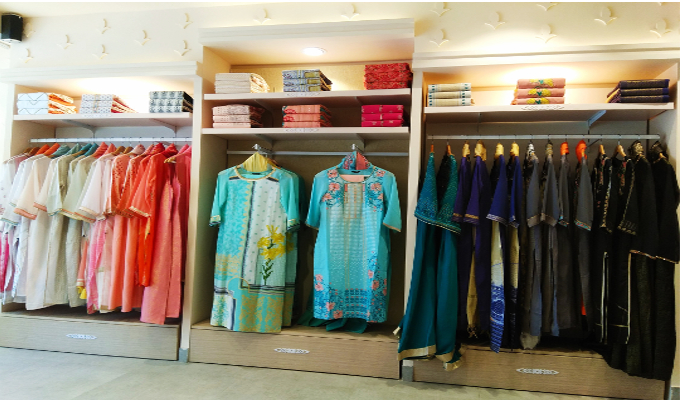 Aurelia unveils its new store in Bangalore