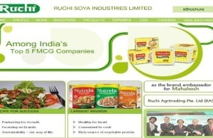 Patanjali, Adani Wimar present resolution offers to CoC for Ruchi Soya takeover