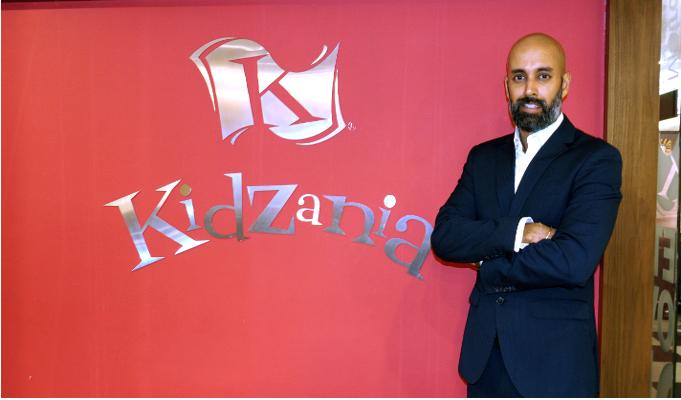 Viraj Jit Singh, Chief Marketing Officer, KidZania India