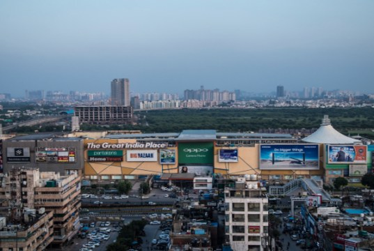The Great India Place & Gardens Galleria: Transforming the way Noida shops