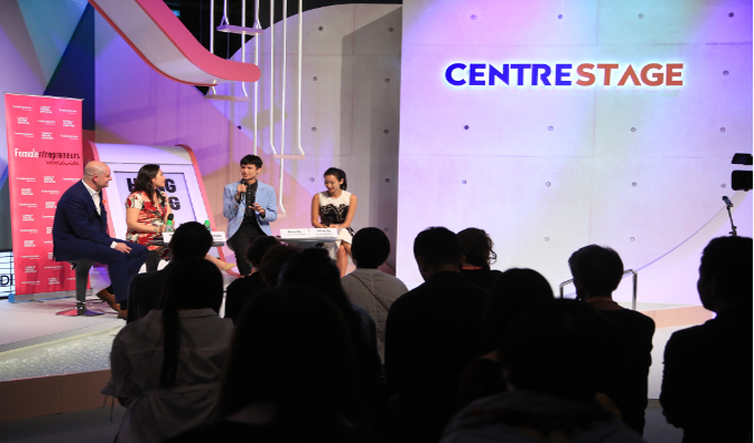 Centrestage, Asia's fashion spotlight event, to be held from Sept 5-8 at Hong Kong Convention & Exhibition Centre