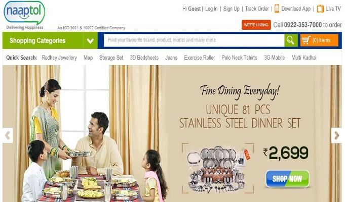 Naaptol opens store in Hyderabad to bolster offline presence