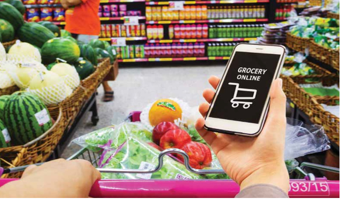 How e-grocers can make money and stay profitable
