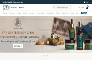 Nykaa launches NykaaMan.com dedicated to men's grooming