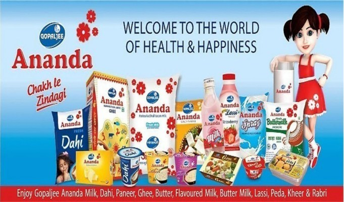 Ananda Dairy to open 1,100 outlets in Delhi; set up dairy plant in UP