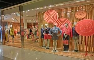 Shop Windows That Stop: The art of Visual Merchandising