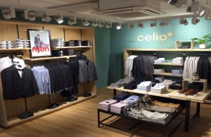 Celio launches its Paris Concept Store, country's 1st Celio Club Store in Jayanagar, Bangalore