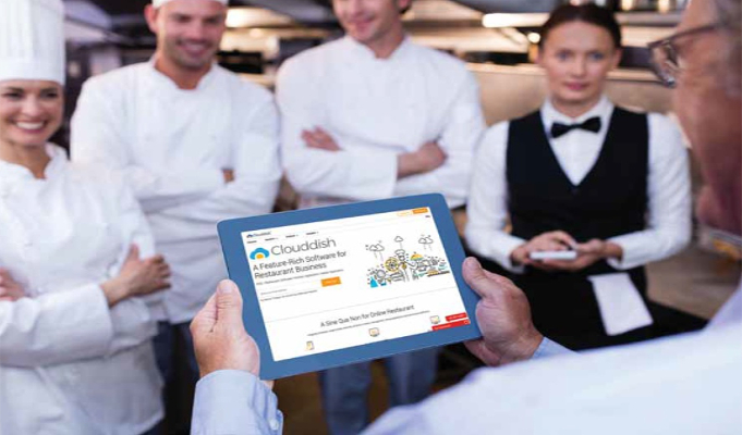 Using technology to boot up your restaurant business