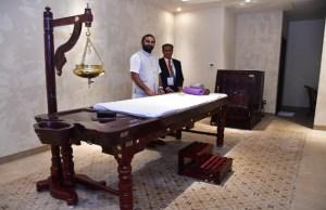 Sri Sri Tattva Panchkarma, launches its wellness centre in Ramada Hotel & Convention Centre, Lucknow