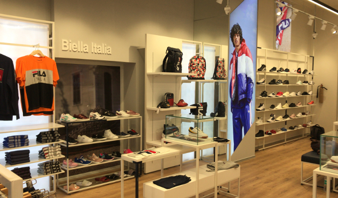 FILA opens its first flagship heritage store in Mumbai