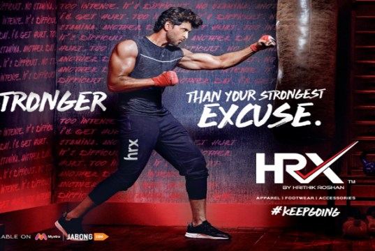 Athleisure segment poised to grow 30 pc Y-o-Y: Afsar Zaidi, Co-Founder, HRX