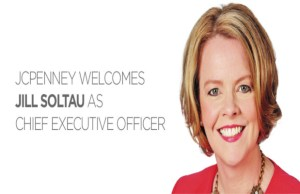 JCPenney appoints Jill Soltau as Chief Executive Officer