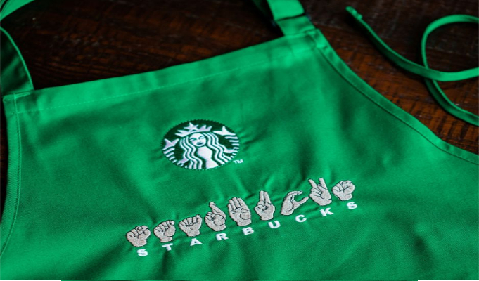 Starbucks opens sign language store in Washington, D.C.