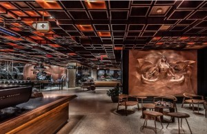 Starbucks opens 23,000 sq.ft immersive coffee destination in New York