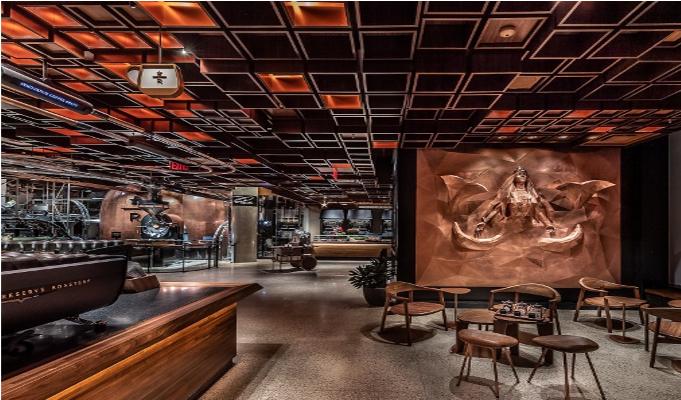 Starbucks opens 23,000 sq.ft immersive coffee destination in New York