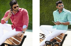 Menswear turns green with z3 Relaxed Luxury