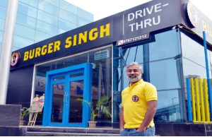 Burger Singh to launch 10 drive thru outlets by 2022