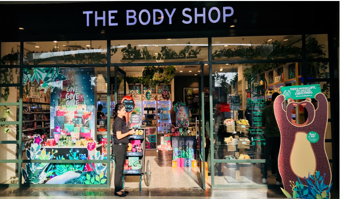 The Body Shop to open 20 new stores in 2019