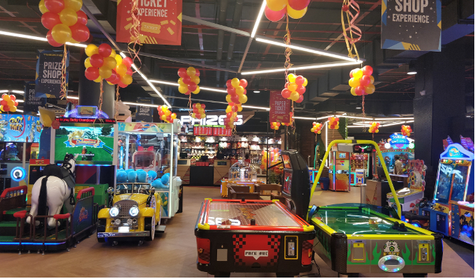 Timezone gets bigger at Phoenix Market City Kurla