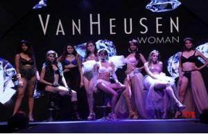 Van Heusen Woman Innerwear & Athleisure debuts in Mumbai