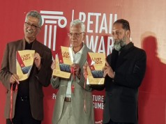 BS Nagesh, Amitabh Taneja launch 8th edition of 'I Just Did It', a TRRAIN Initiative
