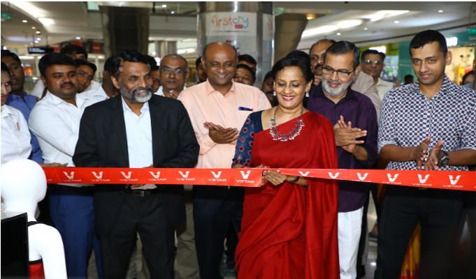 V-Star opens 16th EBO in Mantri Square Mall, Bengaluru