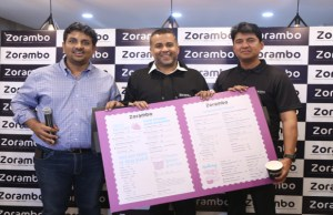 Zorambo aims to build the world's largest caftaurant chain