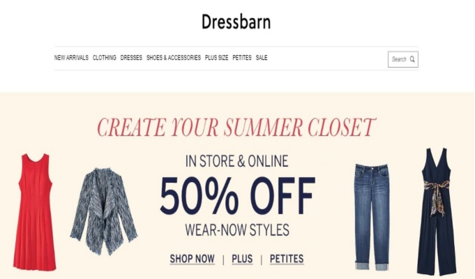 Dressbarn to commence wind down of its retail operations; close 650 stores