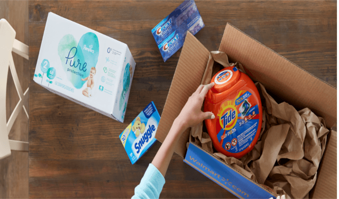 Walmart announces free next day delivery on 200k+ items