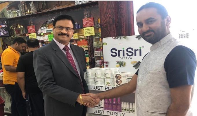 Sri Sri Tattva expands its presence in the UAE through a strategic partnership with Al Adil supermarket chain