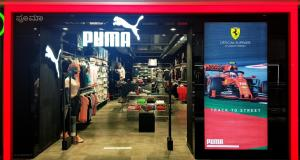 Puma to launch its global digitally-enabled design ID's second store in India