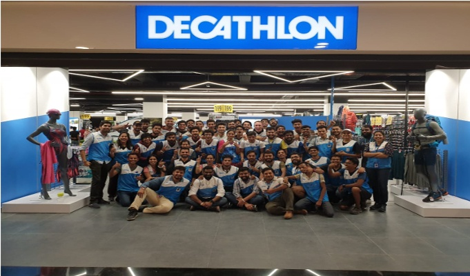 Decathlon introduces self-checkout technology in new Noida store