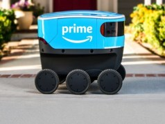 Amazon starts deploying cute delivery robots in US