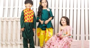 Myntra: Shopping trends indicate a steep rise in kids' ethnic wear this festive season