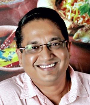 Kaushik Roy, Founder & CEO, SkyGate Hospitality (Biryani by Kilos)
