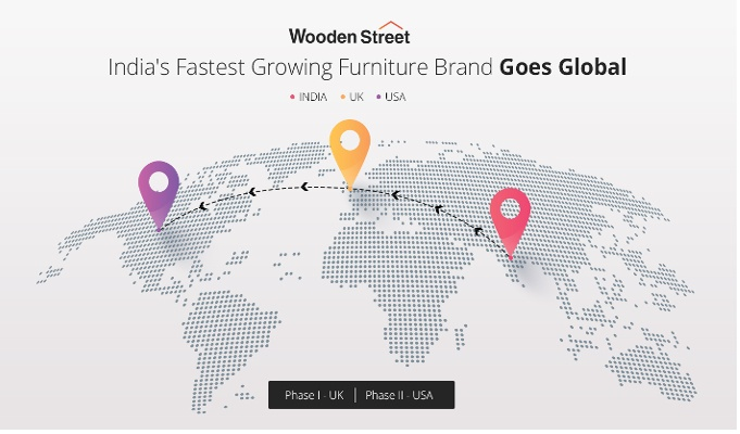 Custom furniture start up WoodenStreet aims to invest US$ 3-4 million in global expansion, targets Europe in first phase