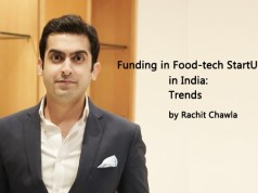 Funding in Food-tech StartUps in India: