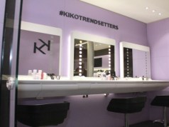 Customer Experience Does Matter: Kiko Milano introduces experiential zone