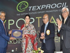 Texprocil members exported US$ 11.5 billion worth of cotton textiles during 2018-19
