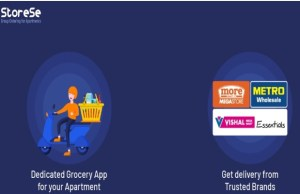 StoreSe.in, a new grocery ordering platform launched for apartment communities in Bengaluru