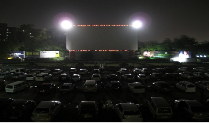 Vox Cinemas launches drive-in theatre at Mall of Emirates