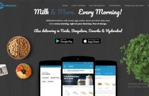 Milkbasket raises US$ 5.5 million led by Inflection Point Ventures
