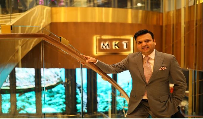 DLF appoints Prashant Gaurav Gupta as Business Head - DLF Luxury Malls