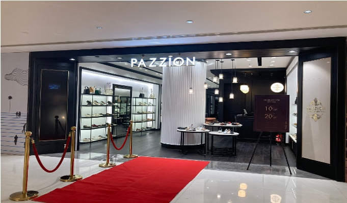 Singapore-based shoe-label Pazzion enters India