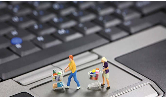 Online grocery to become  bn industry in India by 2024: Report