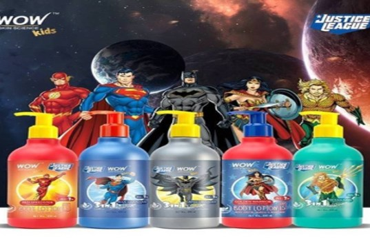 WOW Skin Science to launch DC'S 'Justice League' personal and healthcare product line