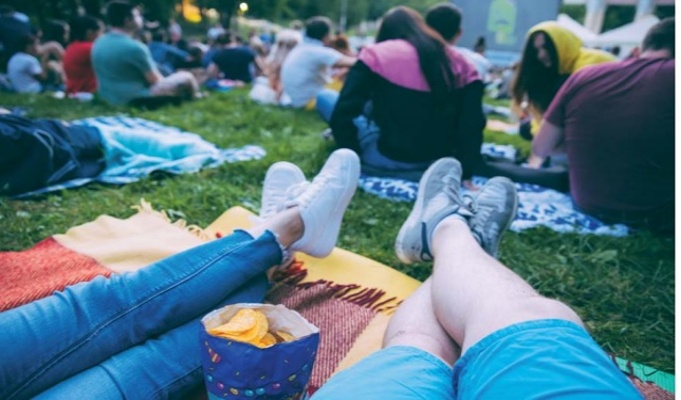 Retailtainment: Reeling in consumers with drive-in cinemas and open-air theatres