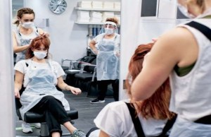 Salons get a makeover as hygiene, safety take centerstage