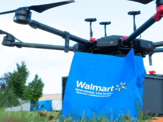 Walmart tests drone delivery amid competition with Amazon