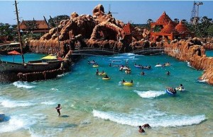 Water Kingdom, Asia's largest theme water park, turns 22